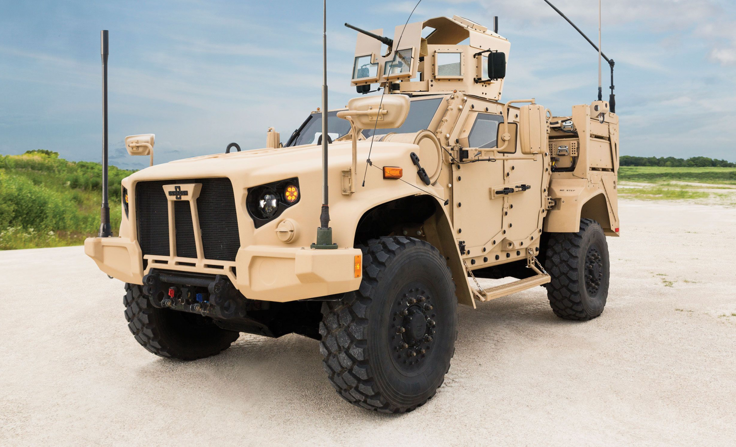 10 Badass Military Vehicles You Never Knew Existed | HotCars