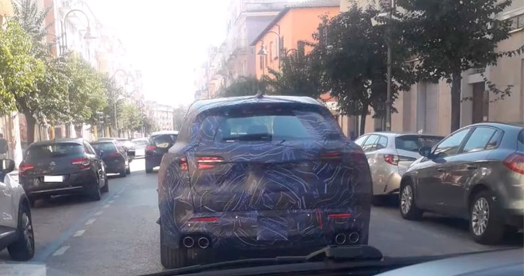 Here Is Everything We Know About The 2022 Maserati Grecale SUV