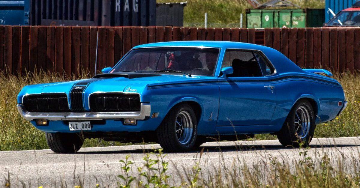 10 Sickest Mercury Cars Ever Made | HotCars