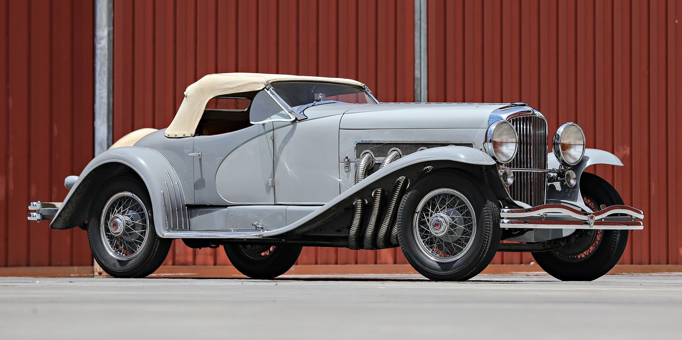 These Are The Most Expensive American Cars Sold At Auction