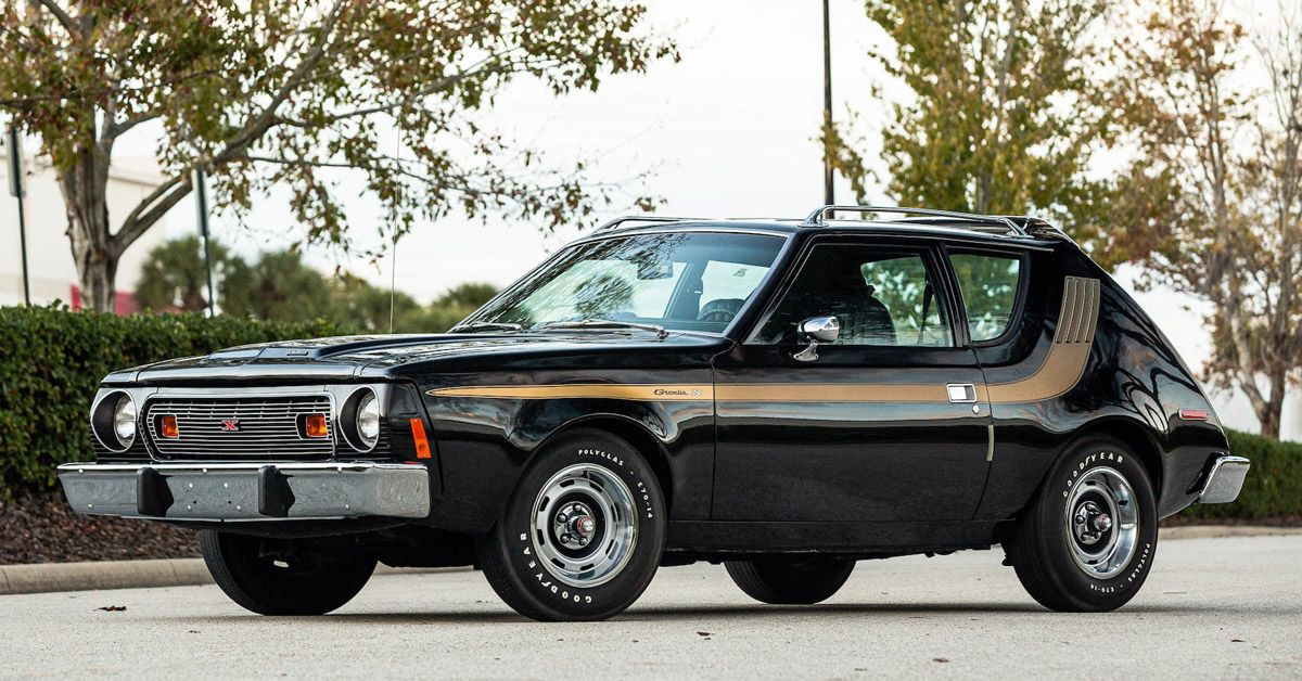 5 Reasons Why The AMC Gremlin Doesn't Deserve All The Hate (5 Reasons Why It Does)