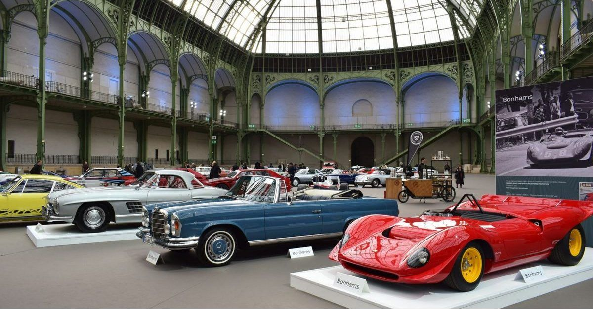 These Are The Most Expensive Sports Cars Ever Sold At Auction