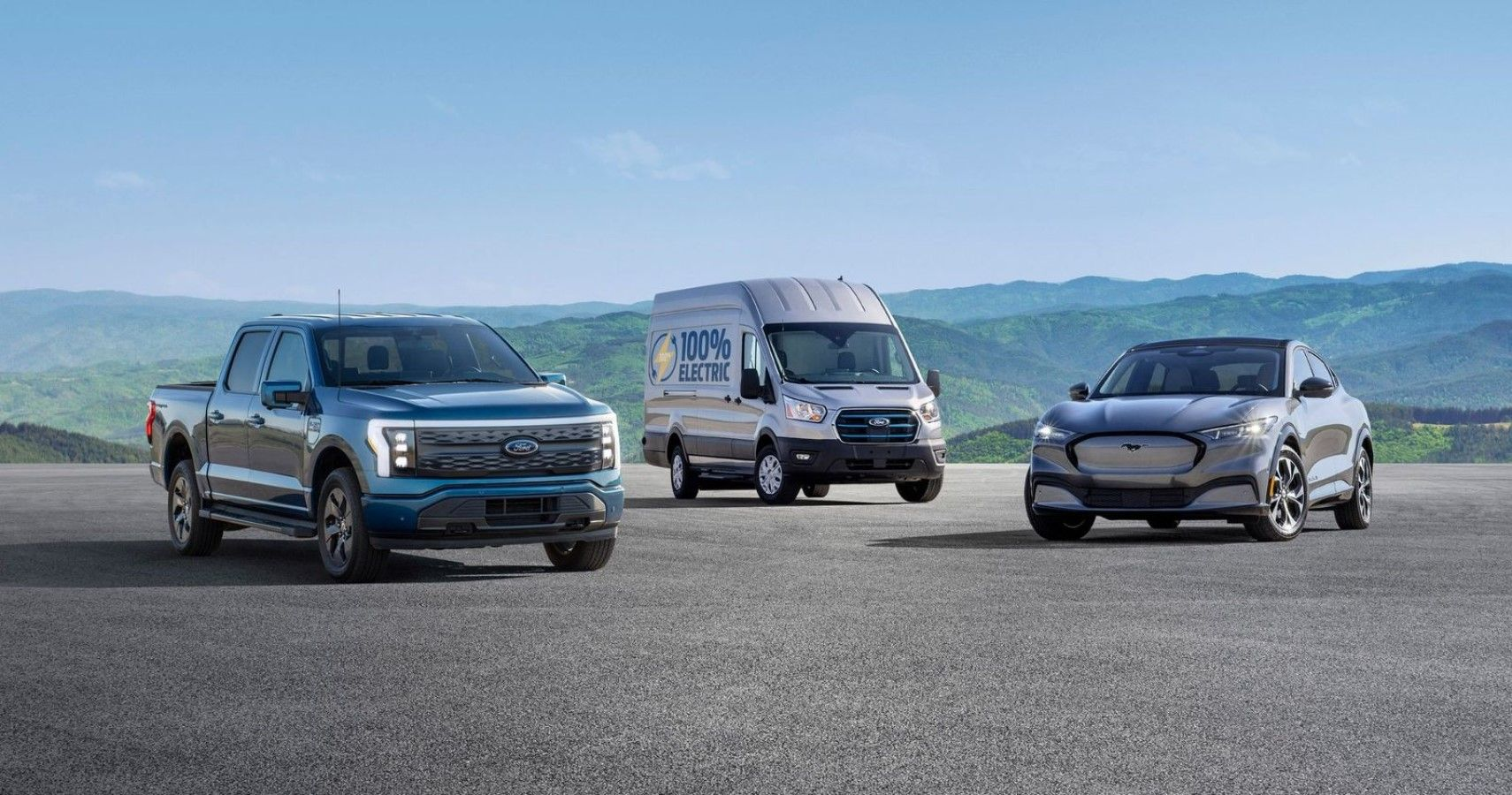 Here's What We Know So Far About Ford's Future EVs | HotCars