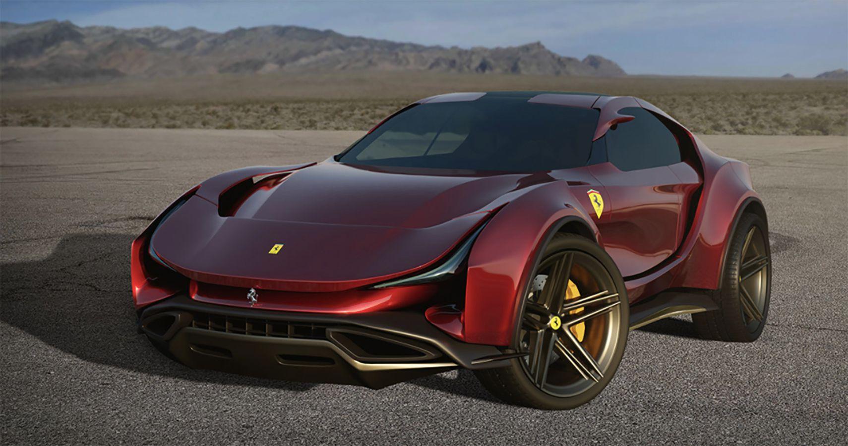 Ferrari's SUV: What We Hope The Supercar Looks Like | HotCars