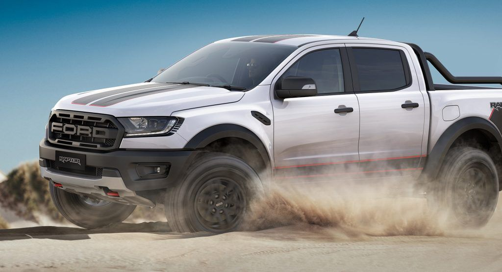 Here's How The 2023 Ford Ranger Raptor Will Compare With Its Competition