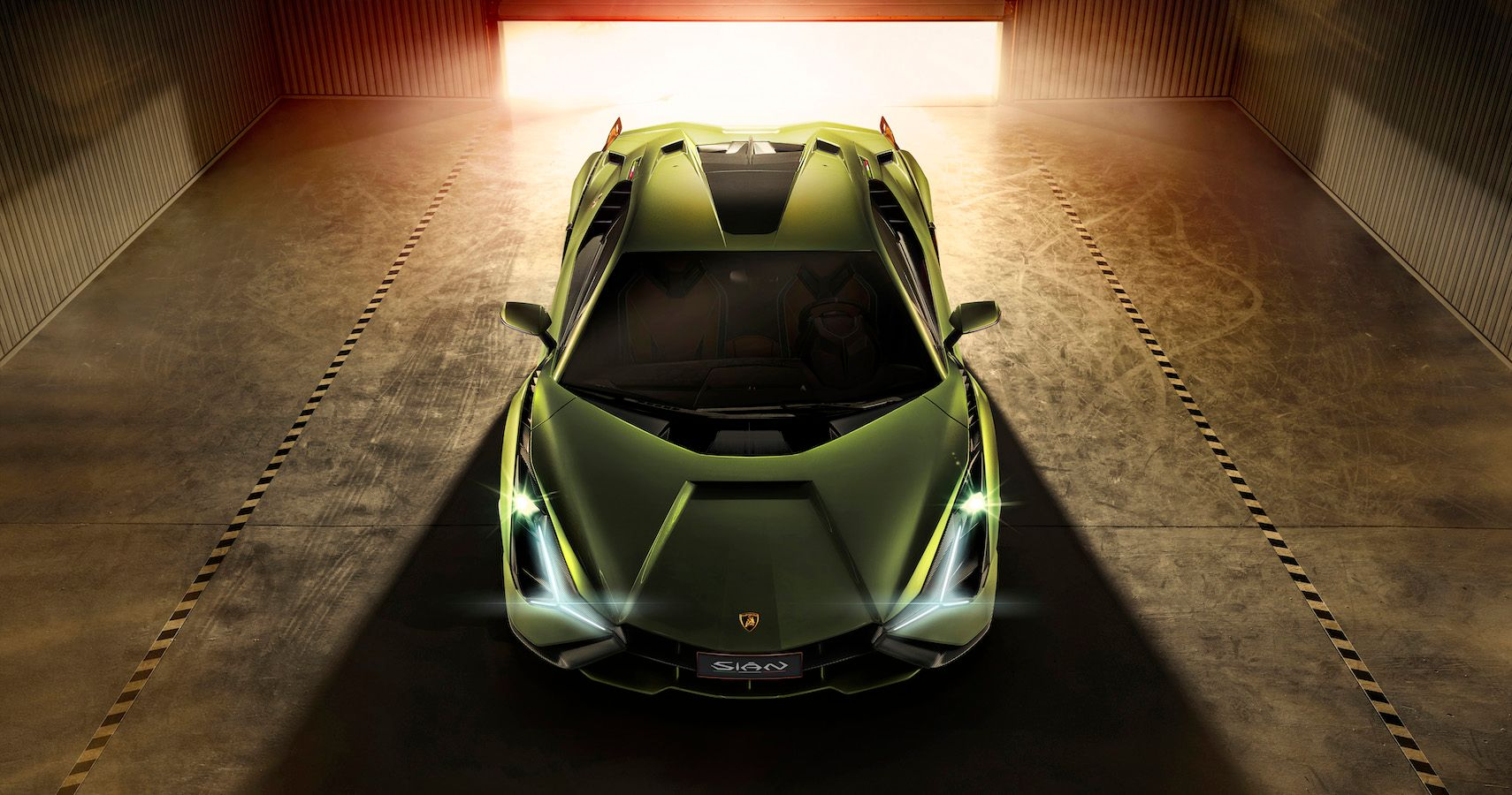 Lamborghini Is Electrifying Its Entire Lineup By 2024   HotCars