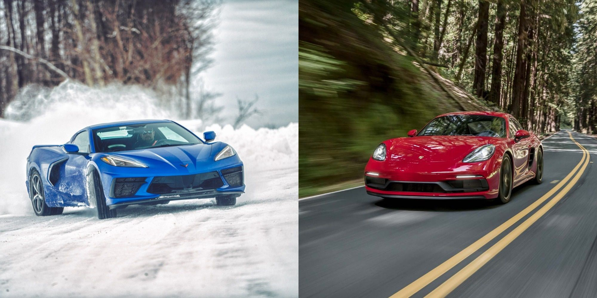 5 Reasons We'd Buy The Porsche 718 Boxster Over The New Corvette C8 (5 Why The Corvette Is Better)