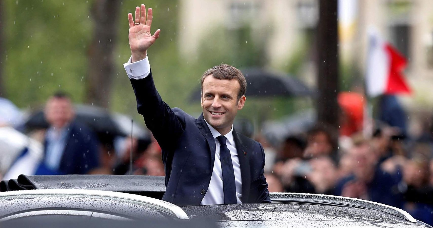 These Are Emmanuel Macron's Official State Cars | HotCars