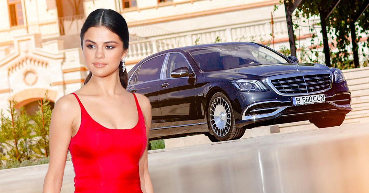 Here's What Selena Gomez Drives | HotCars