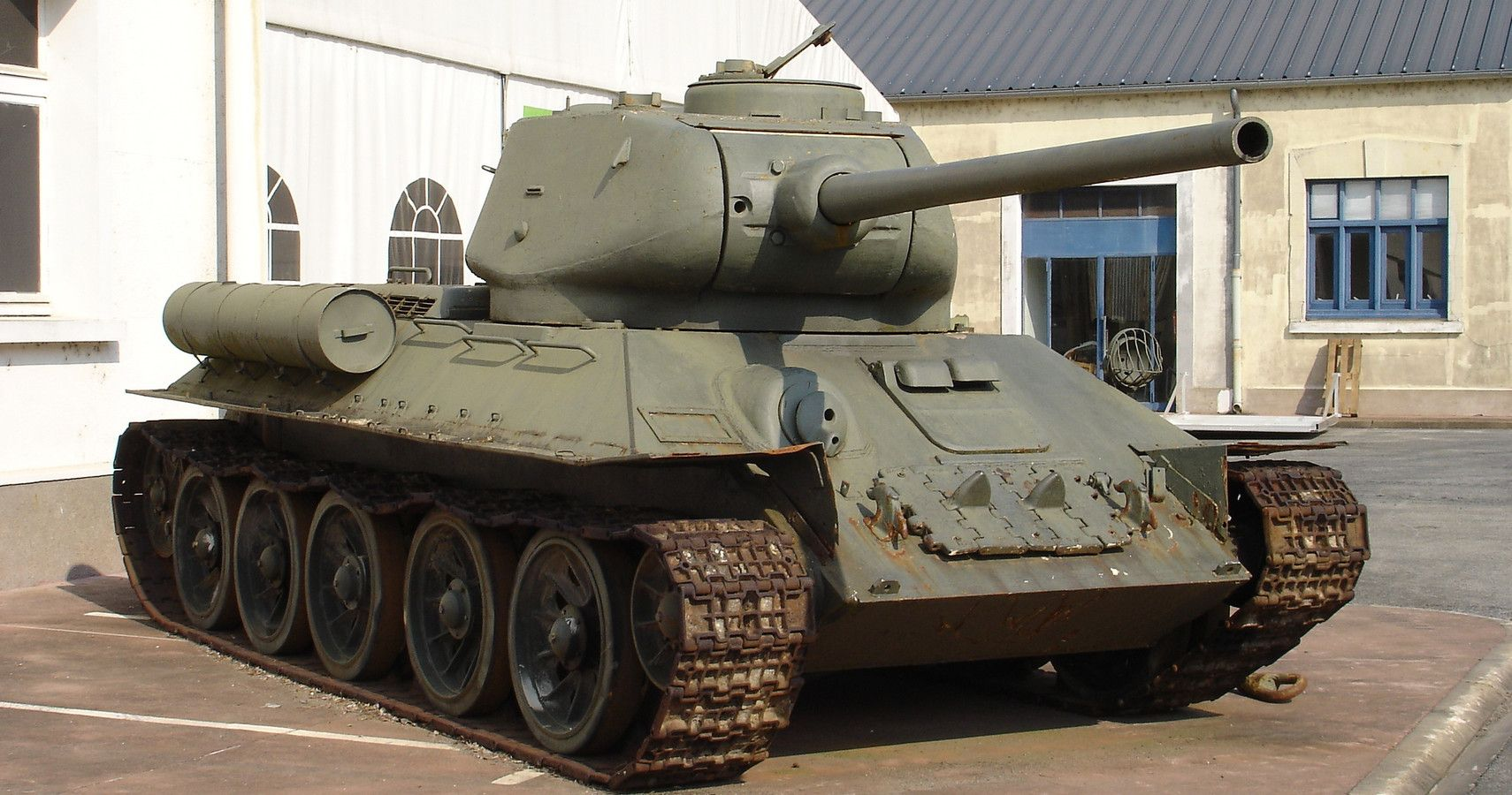 These Are the Most-Produced Military Vehicles Of All Time