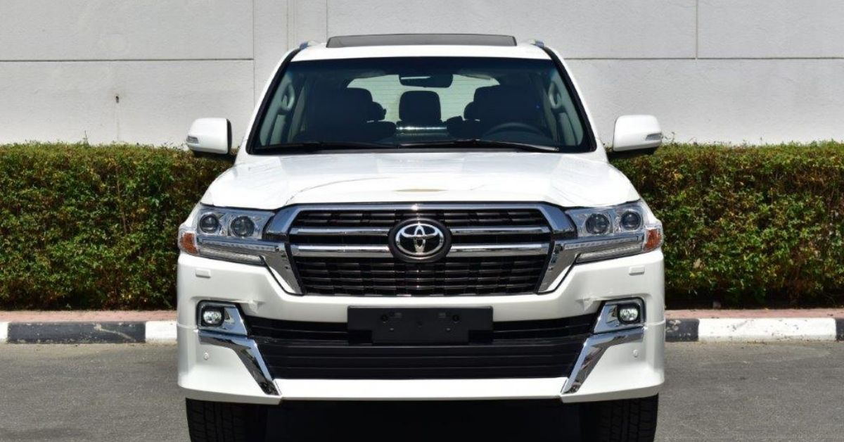 This Is What We Know About The 2022 Toyota Land Cruiser ...