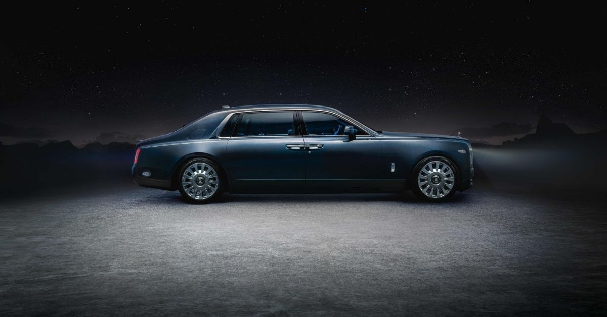 Here's Why The Phantom Is The Most Expensive Rolls Royce Ever
