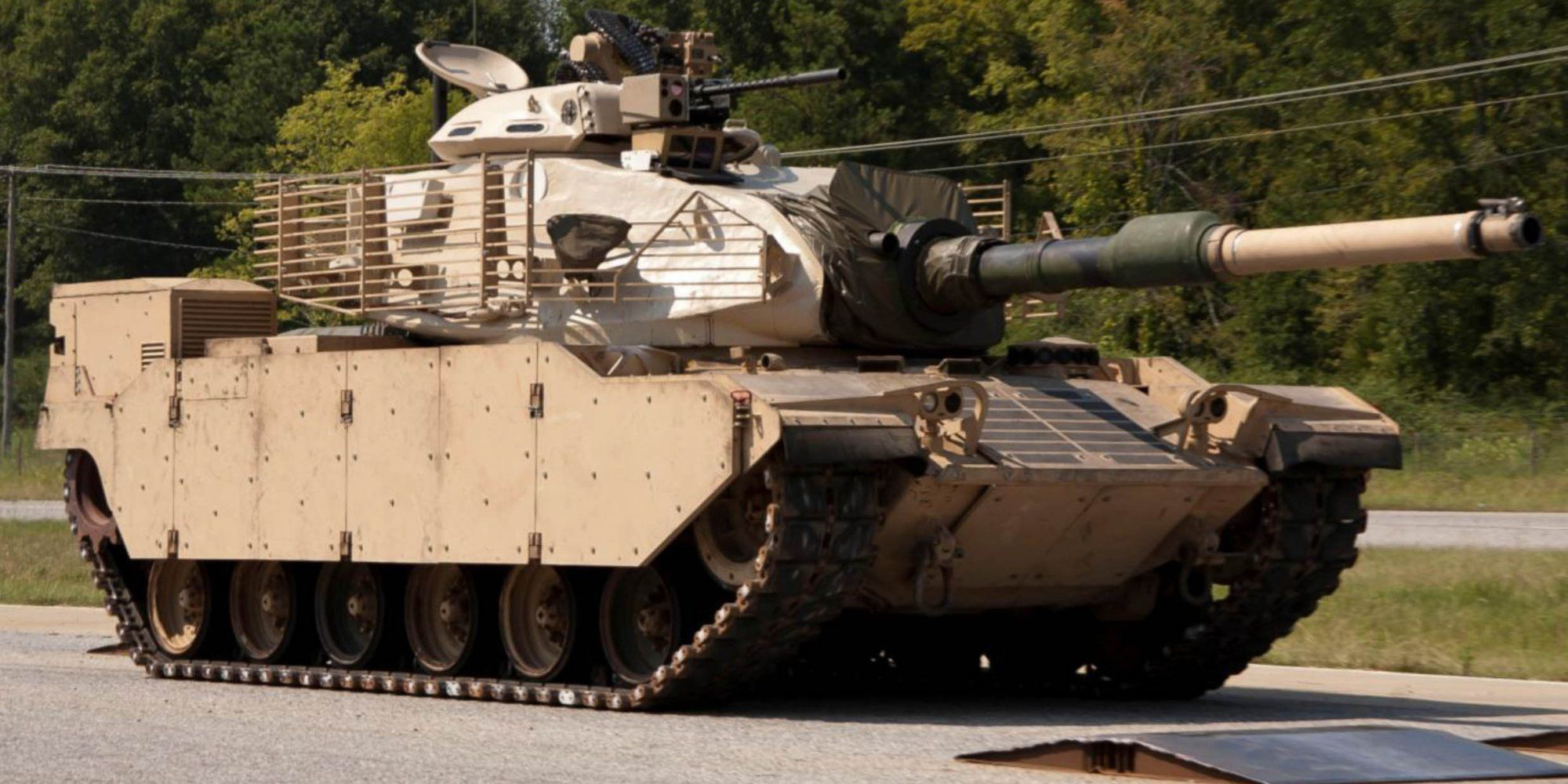 Here's What We Forgot About The American M60 Patton Main Battle Tank