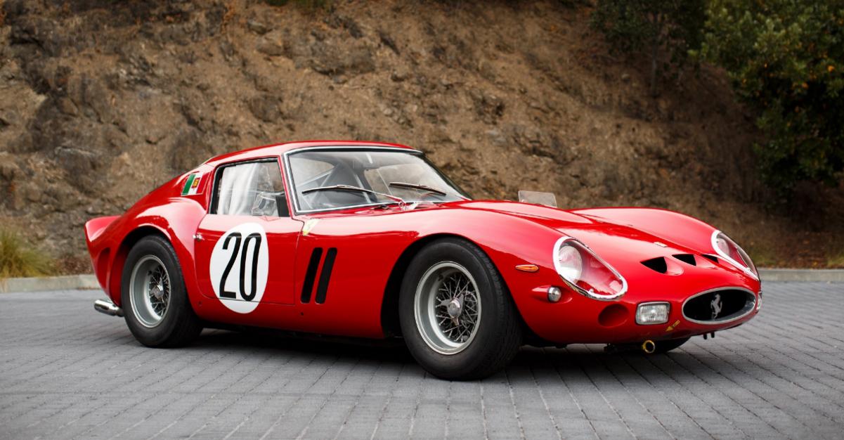 Scuderia Ferrari!  🇮🇹 The Prancing Horse cover image