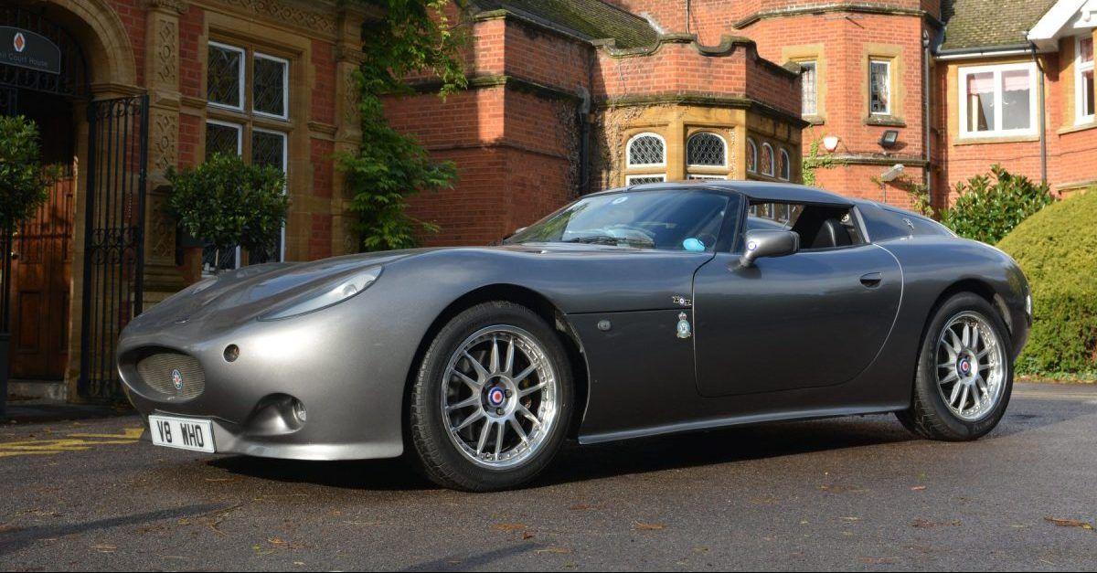10 British Sports Cars Nobody Has Ever Heard Of | HotCars