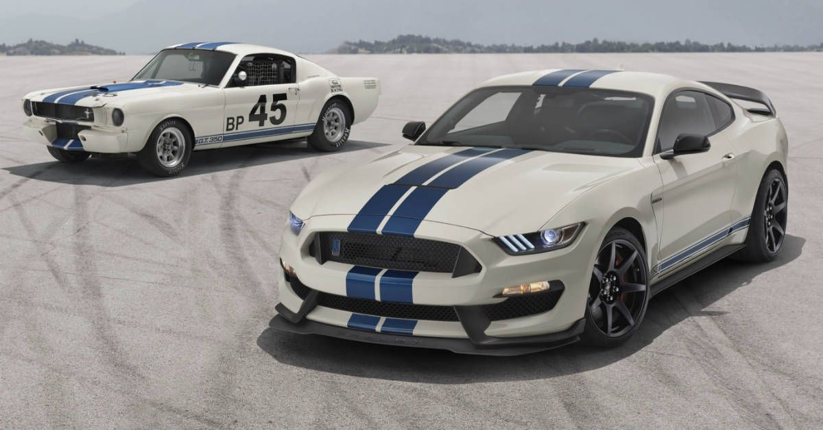 These 10 Muscle Cars Have The Longest Production Runs | HotCars