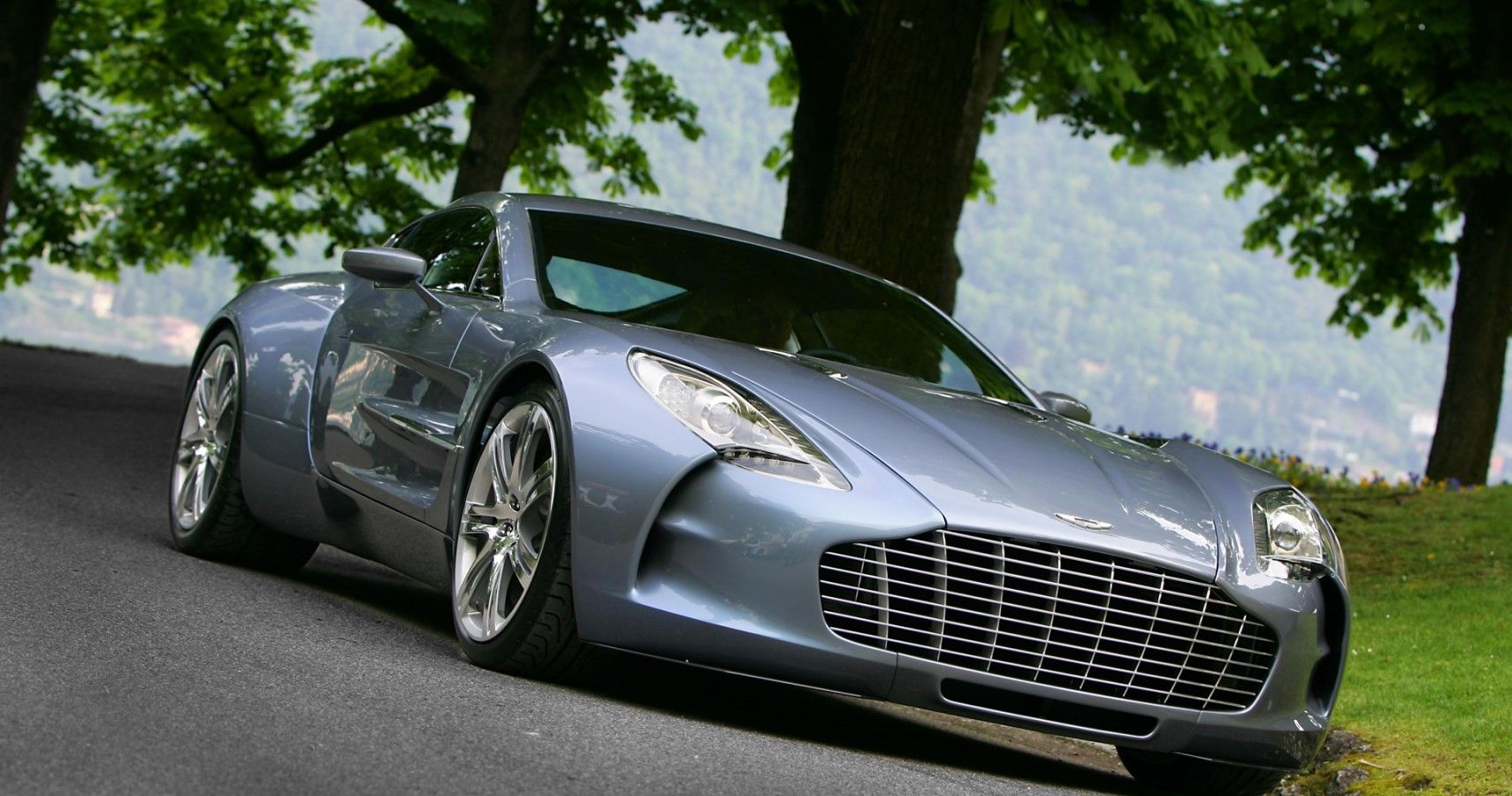 A Look Back At The Aston Martin One-77