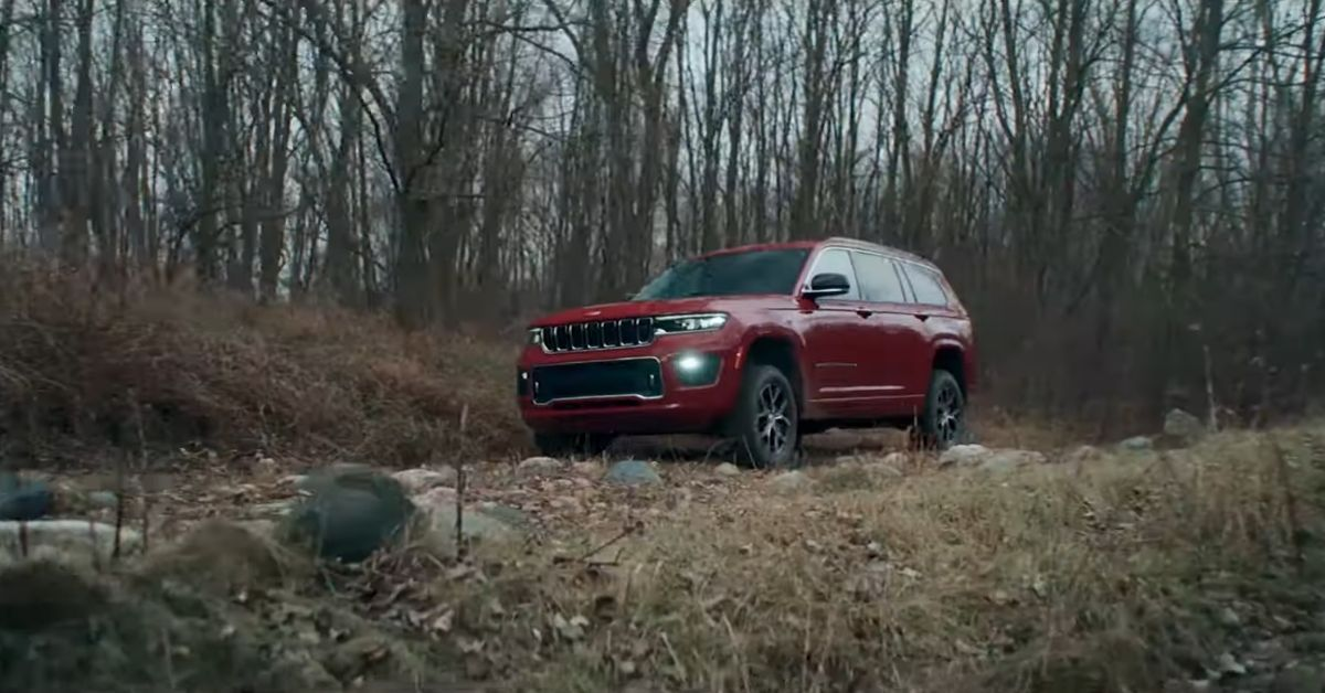 This Is The Best Feature Of The 2022 Jeep Grand Cherokee