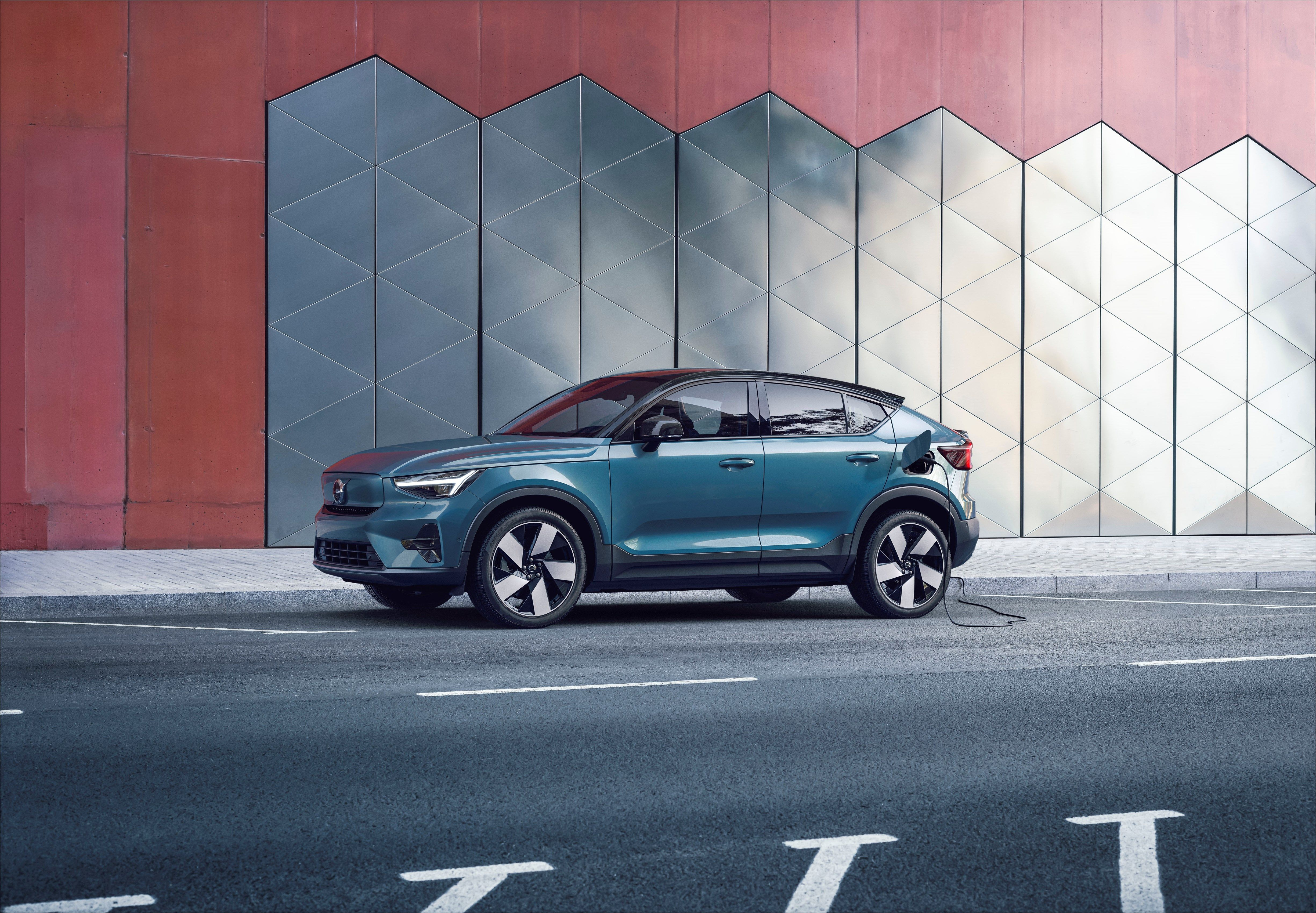 Here's How The Volvo C40 Recharge Represents The Future Of Volvo Cars
