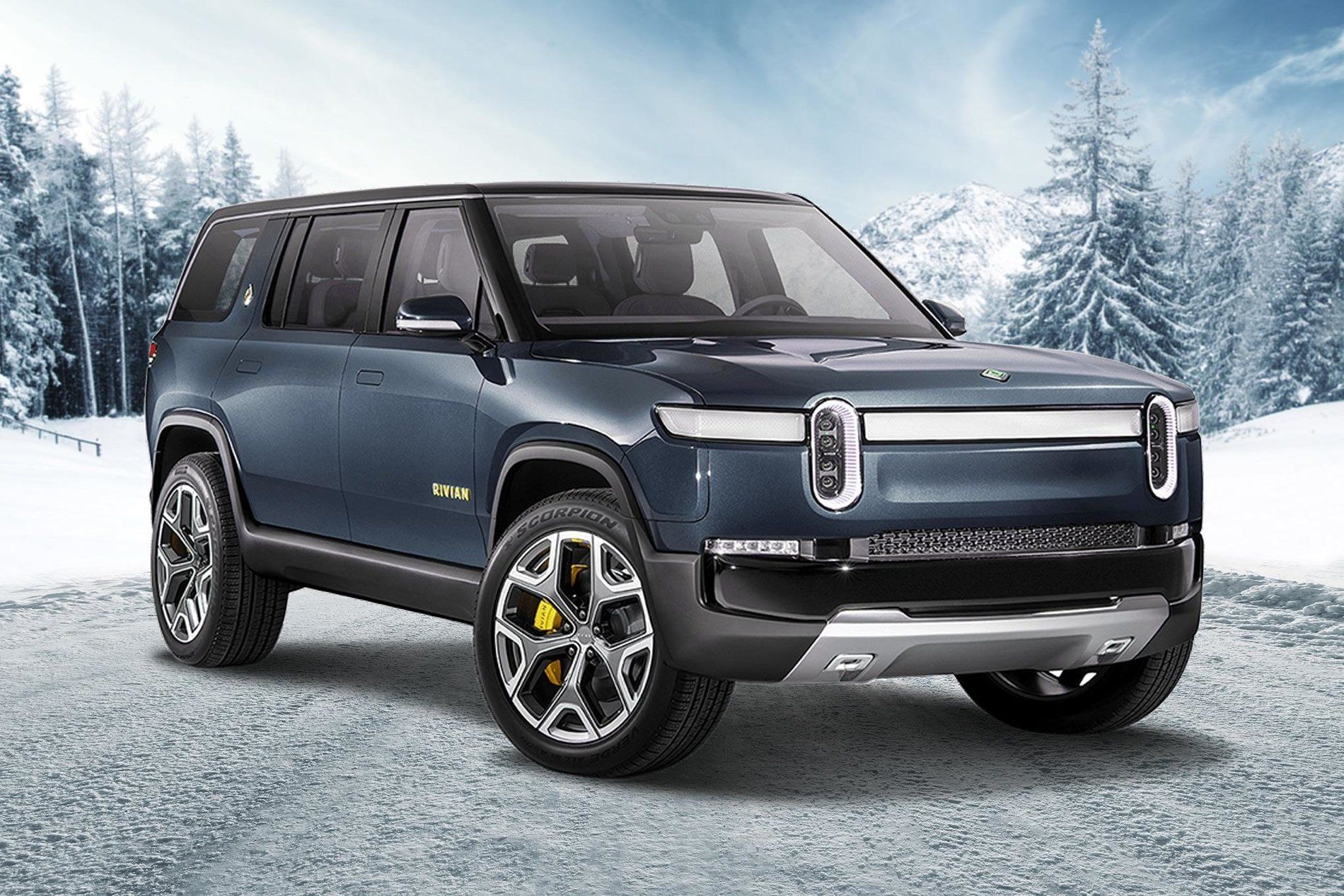 These Are The Upcoming EV SUVs We're Looking Forward To The Most