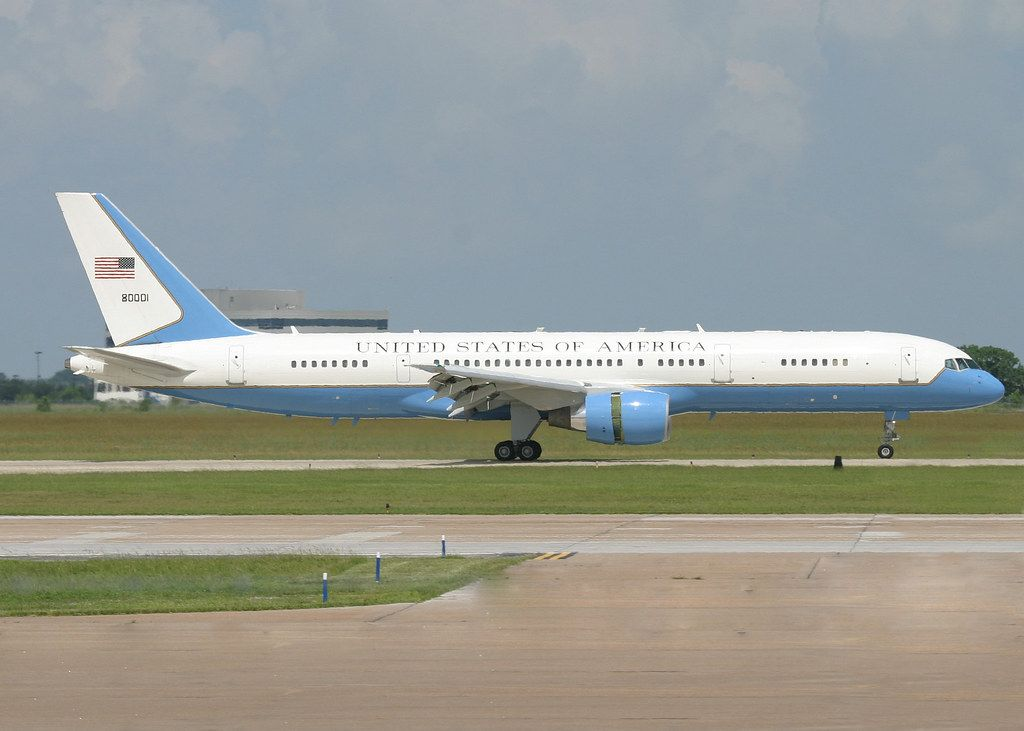 Here's Everything You Need To Know About Air Force Two