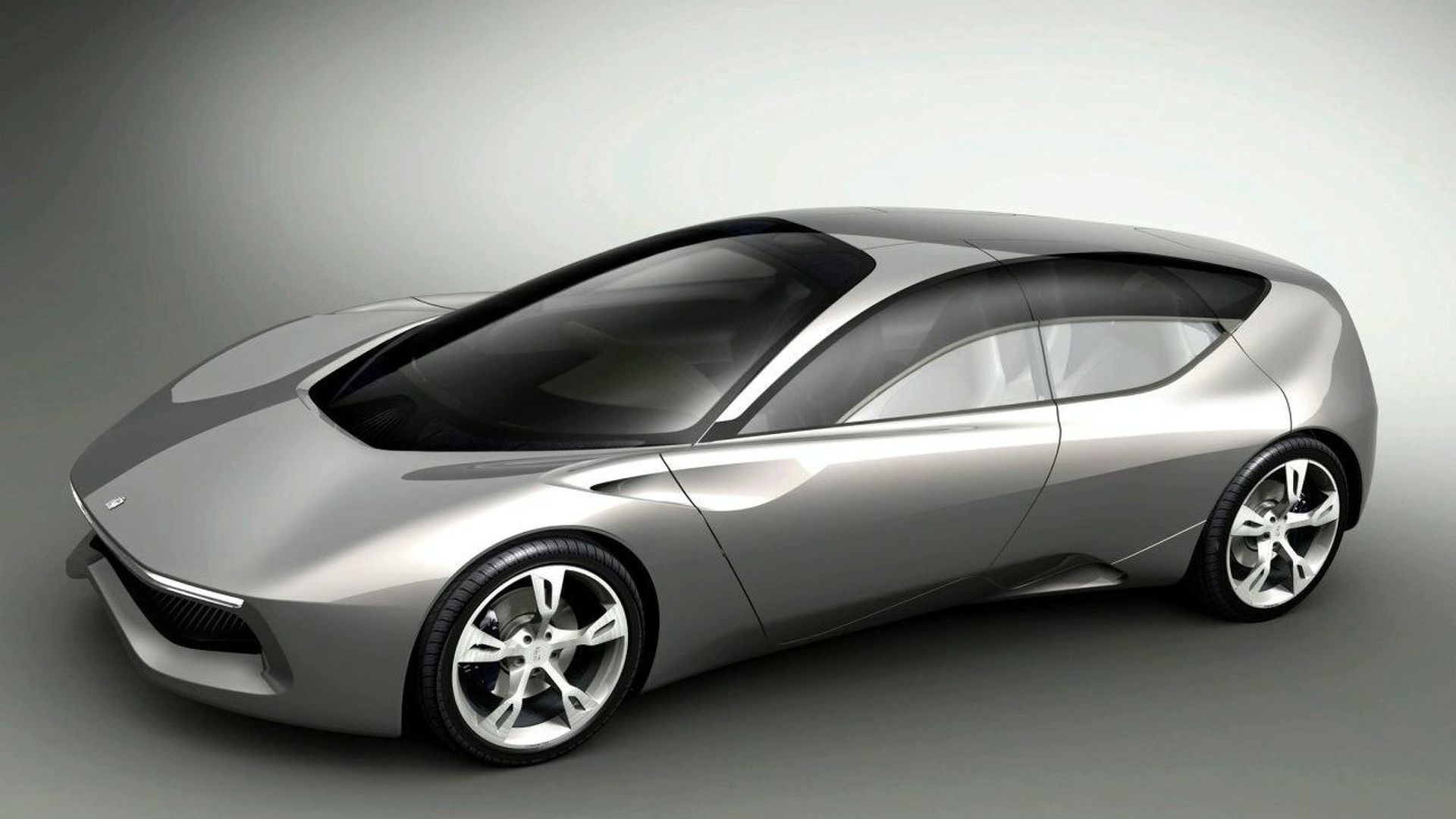 Here's A Detailed Look Back At The Pininfarina Sintesi: A Car Of The Future