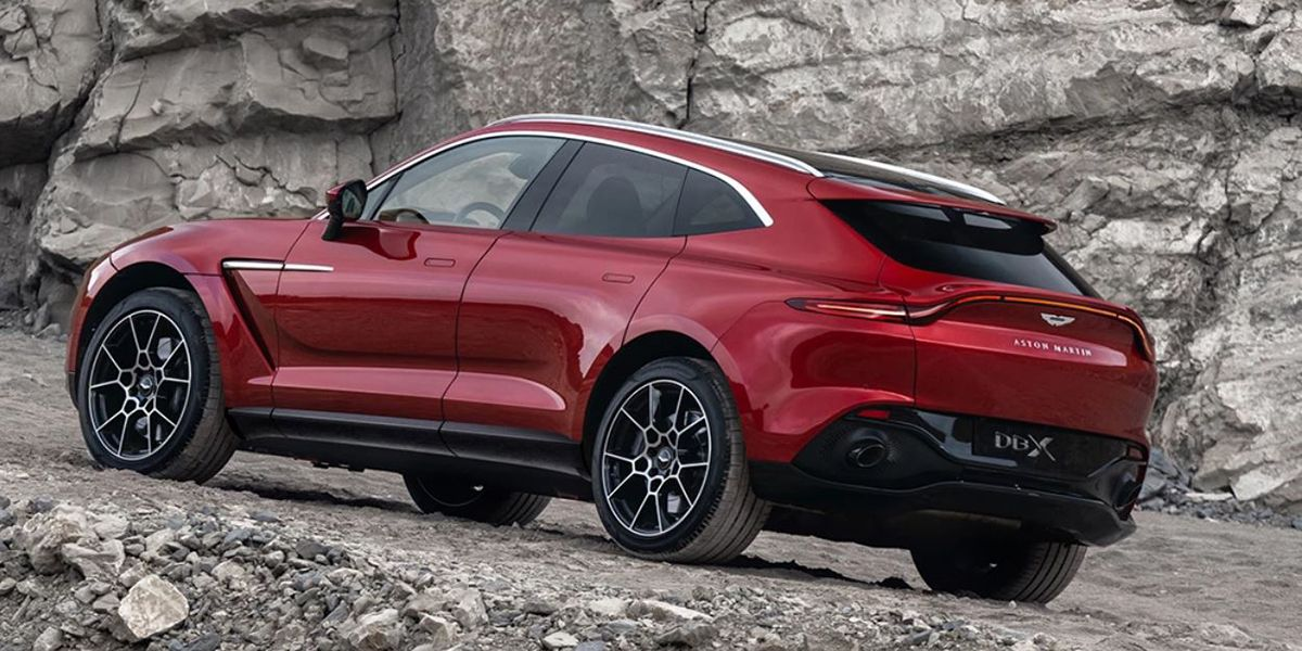 10 Things People Didn't Know About The New 2021 Aston Martin DBX