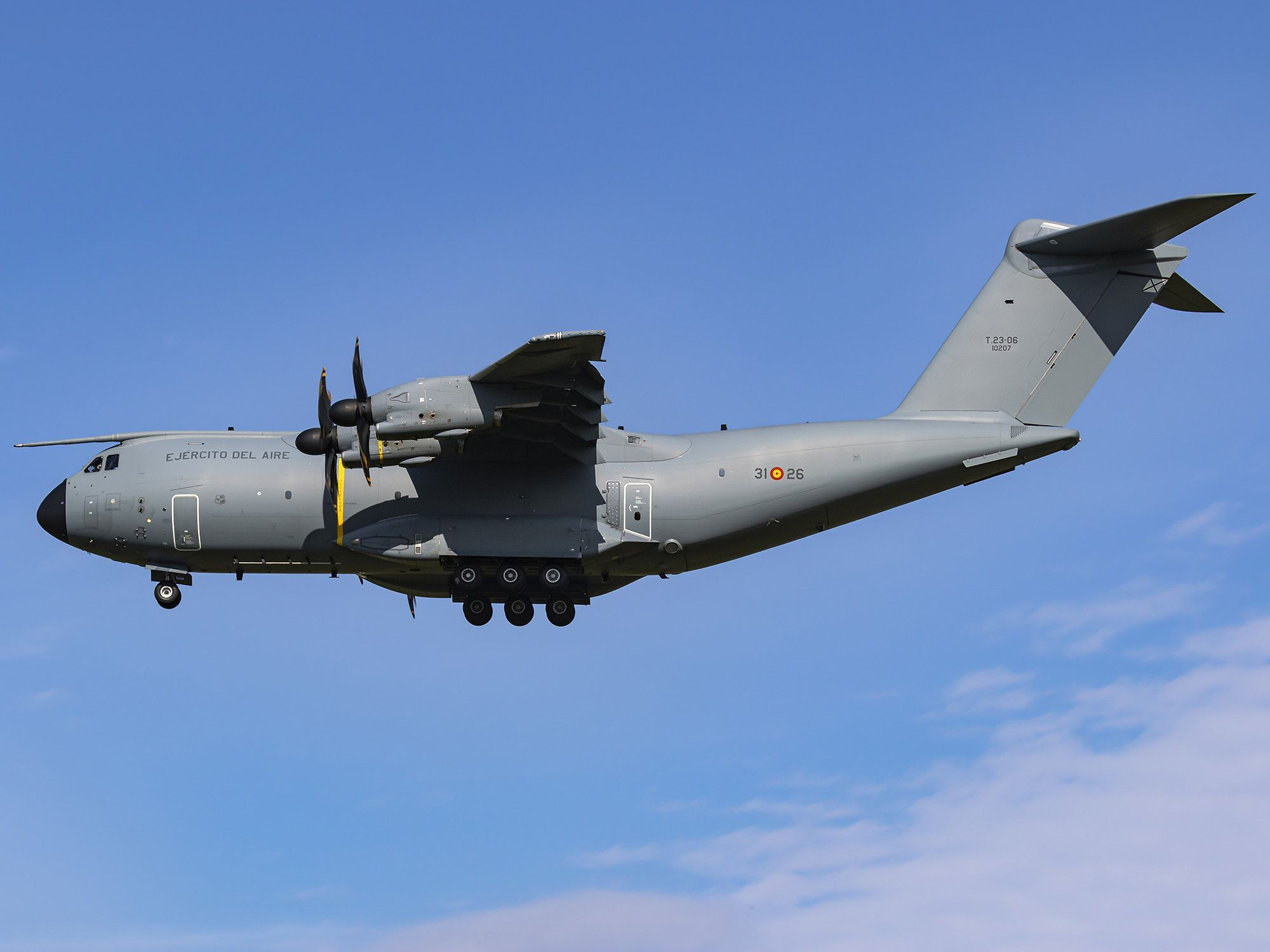 8 Facts You Need To Know About The Airbus A400M Atlas, The Replacement For The C-130 Hercules