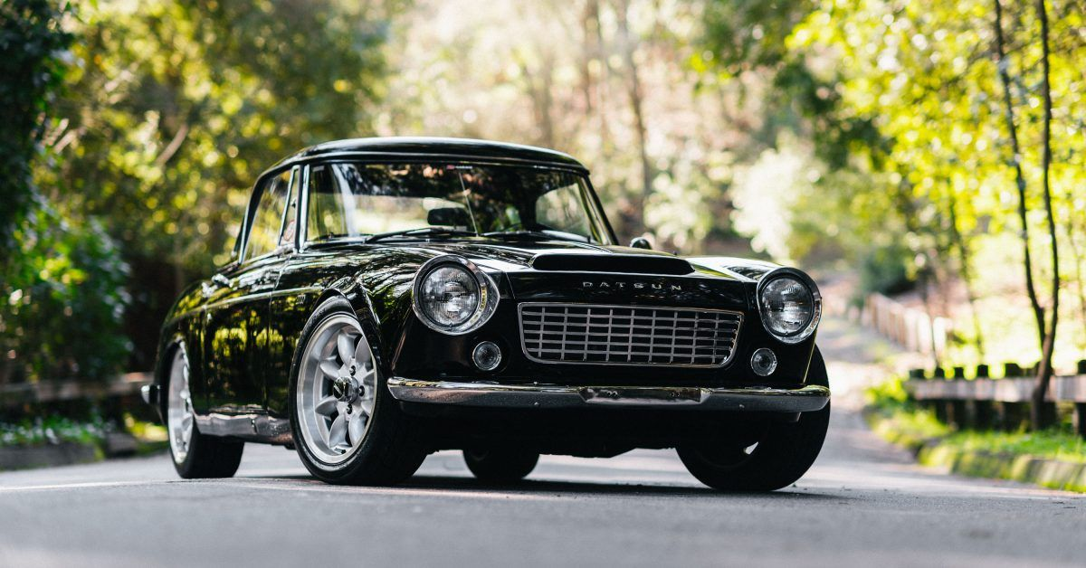 A Detailed Look Back At The Datsun Roadster