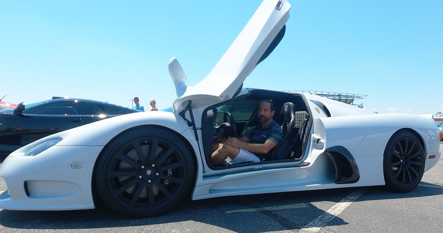 EXCLUSIVE: Record-Setting SSC Tuatara Owner Dr Larry Caplin Explains What Happened In Trailer Rollover