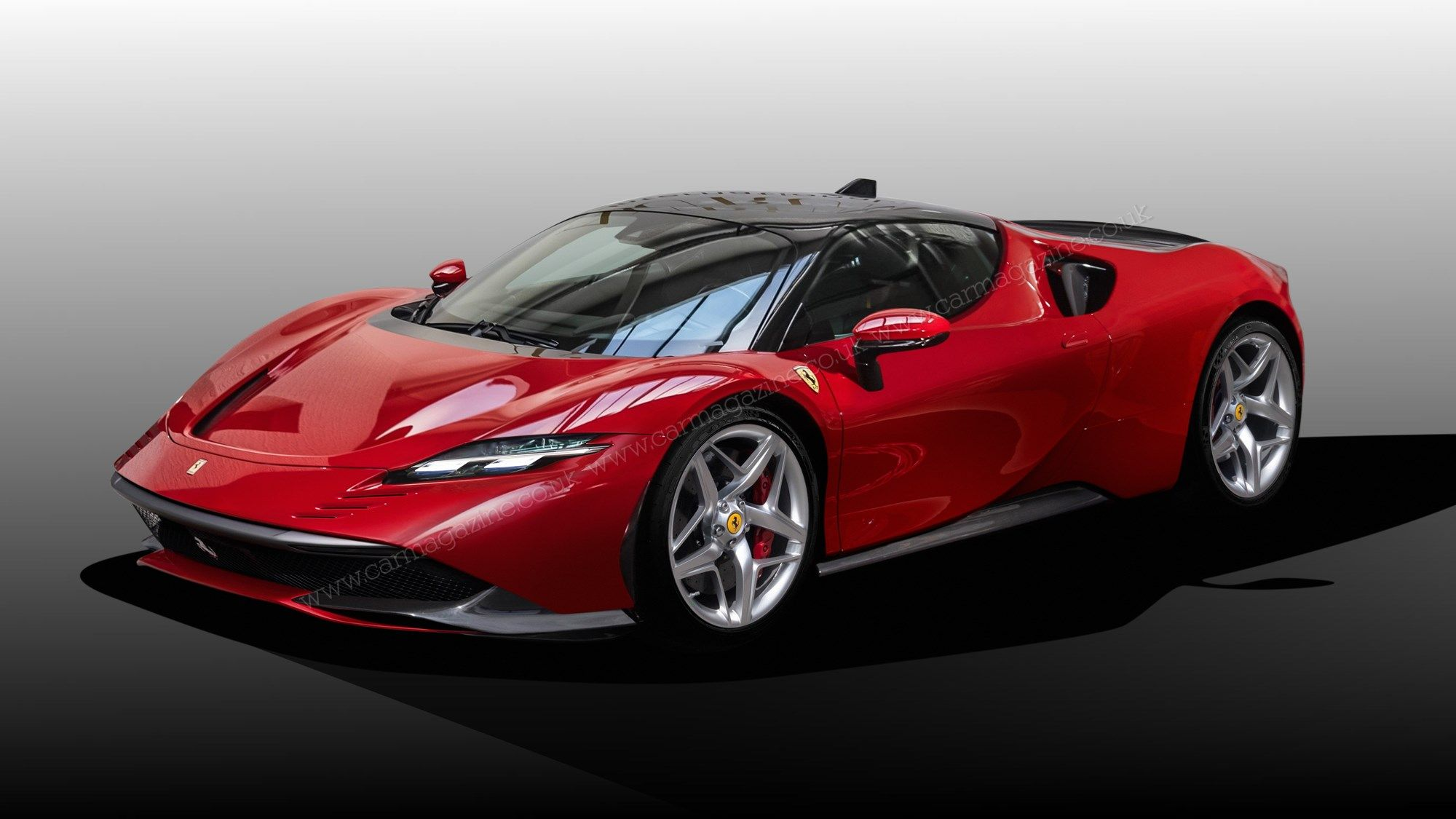 Here's Everything We Know About The Upcoming Ferrari F171