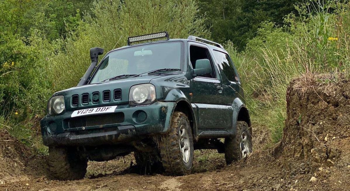 This Is Why The Suzuki Jimny Is Not Available In The US