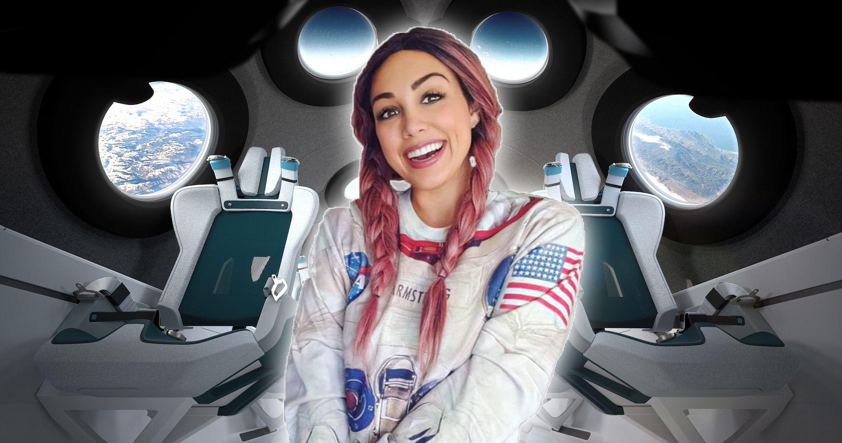 Virgin Galactic Is Sending This TikTok Star To Space | HotCars