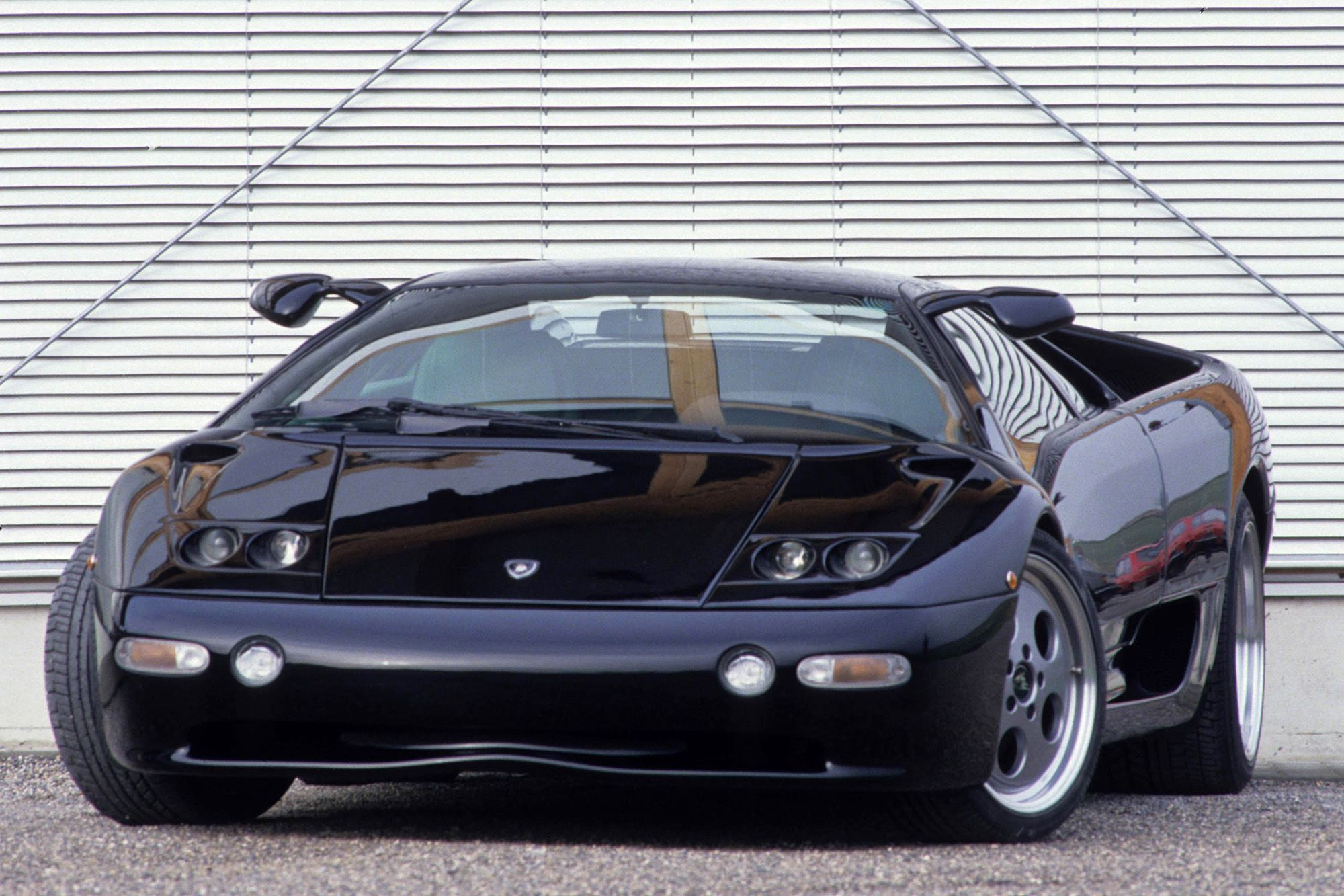 These Supercars Were Banned From American Roads