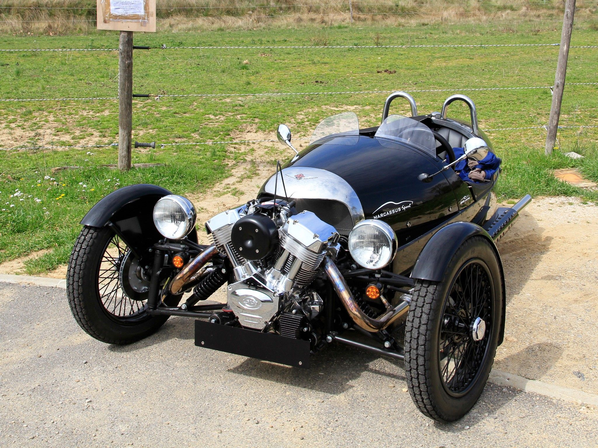 Here's Why The Morgan 3-Wheeler Is So Cool