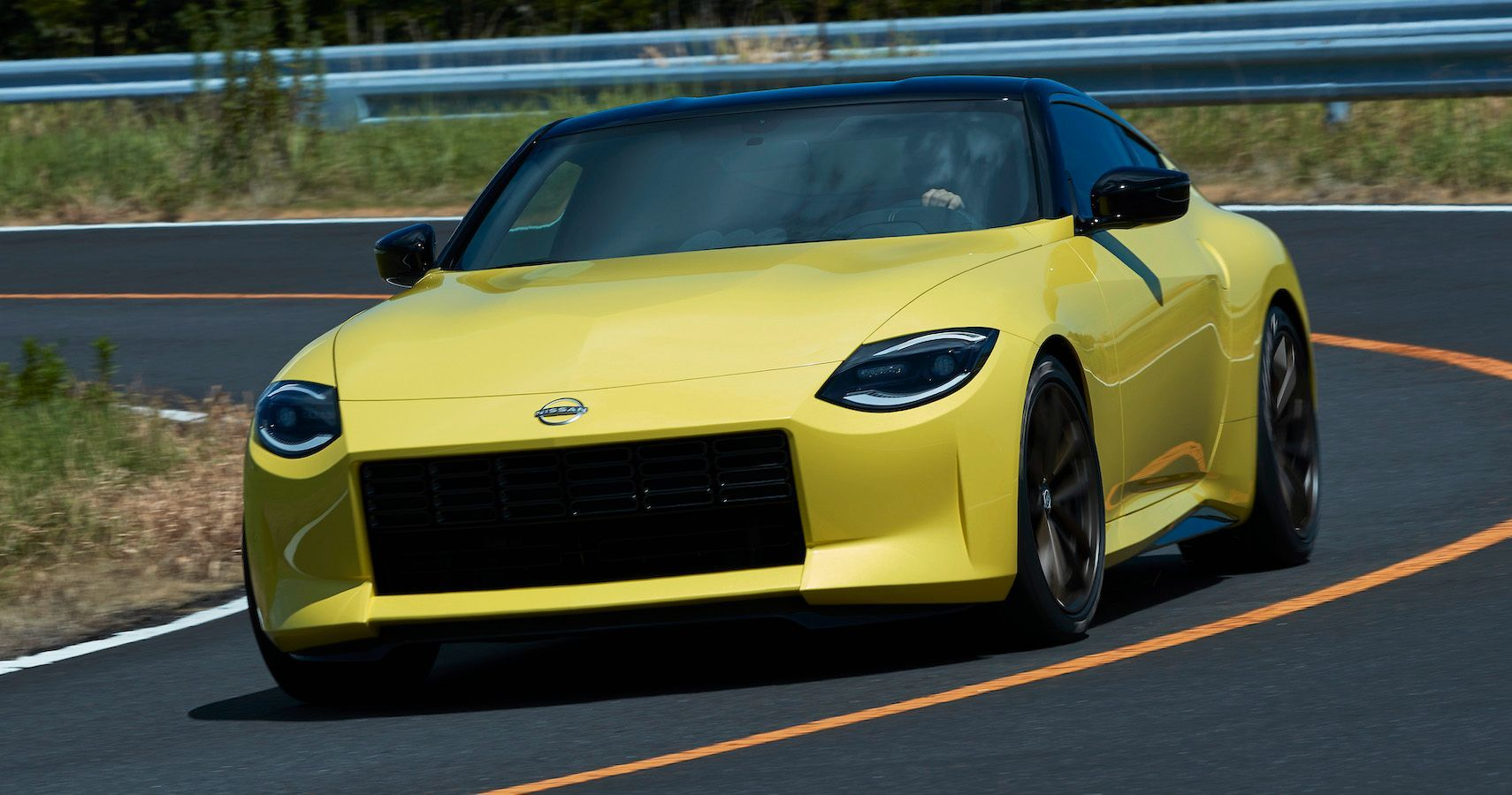 The 2022 'Fairlady Z' Shows How Nissan Is Daring To Be Different