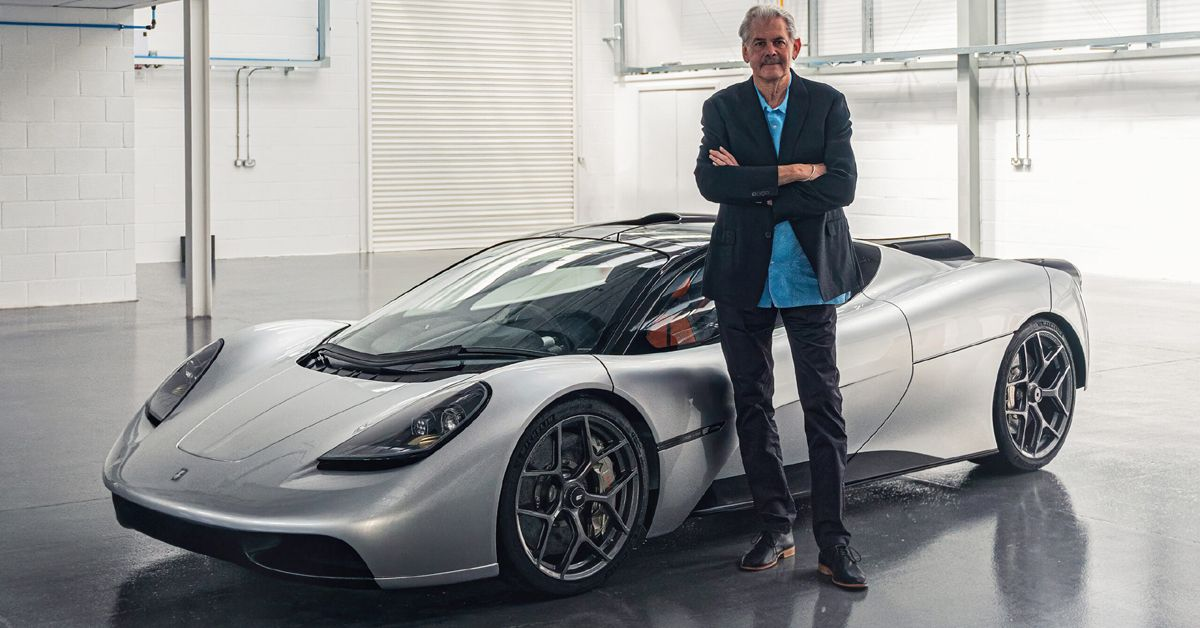 Here's HowGordonMurray Is Planning To Design Revolutionary EVs For The Masses