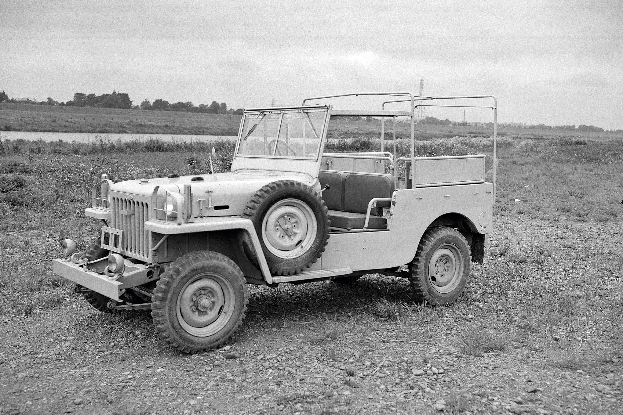 This Is How the Toyota Land Cruiser Has Evolved Over 70 Years