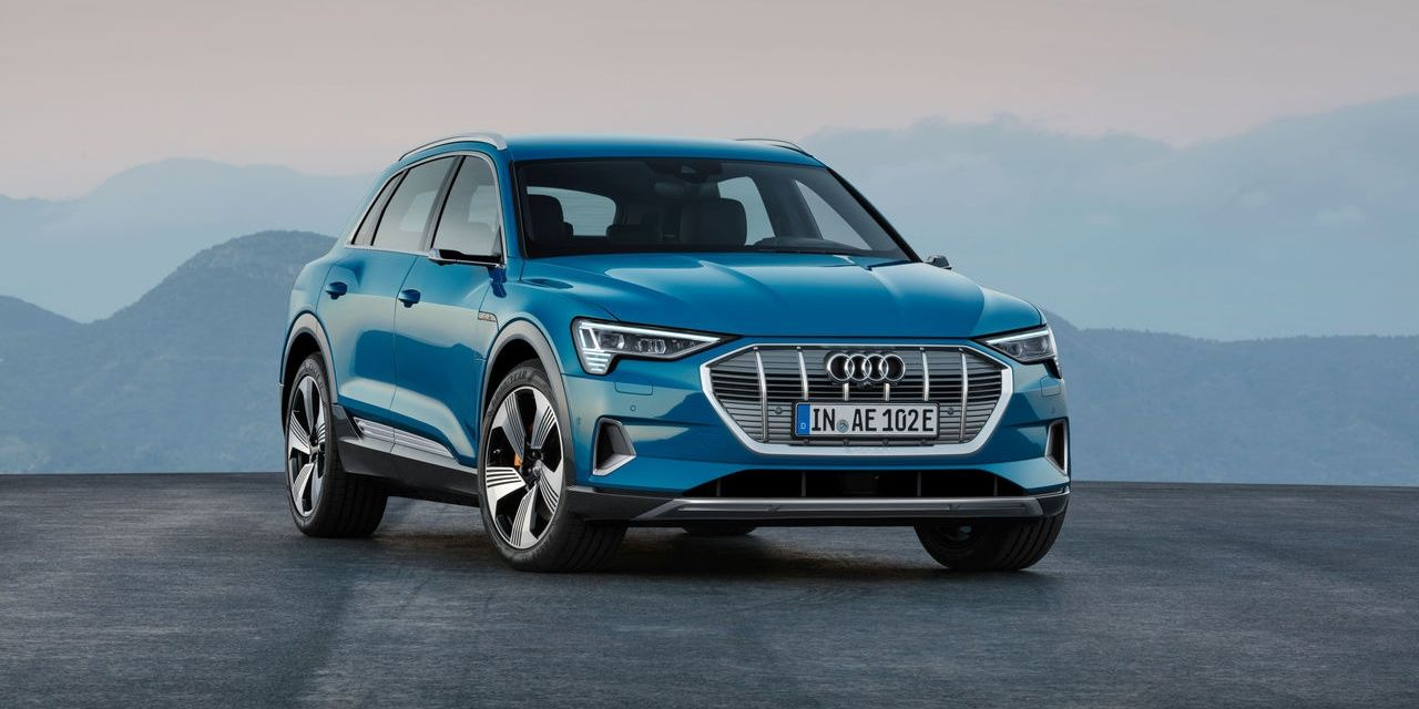 10 Best Electric SUVs On The Market In 2021