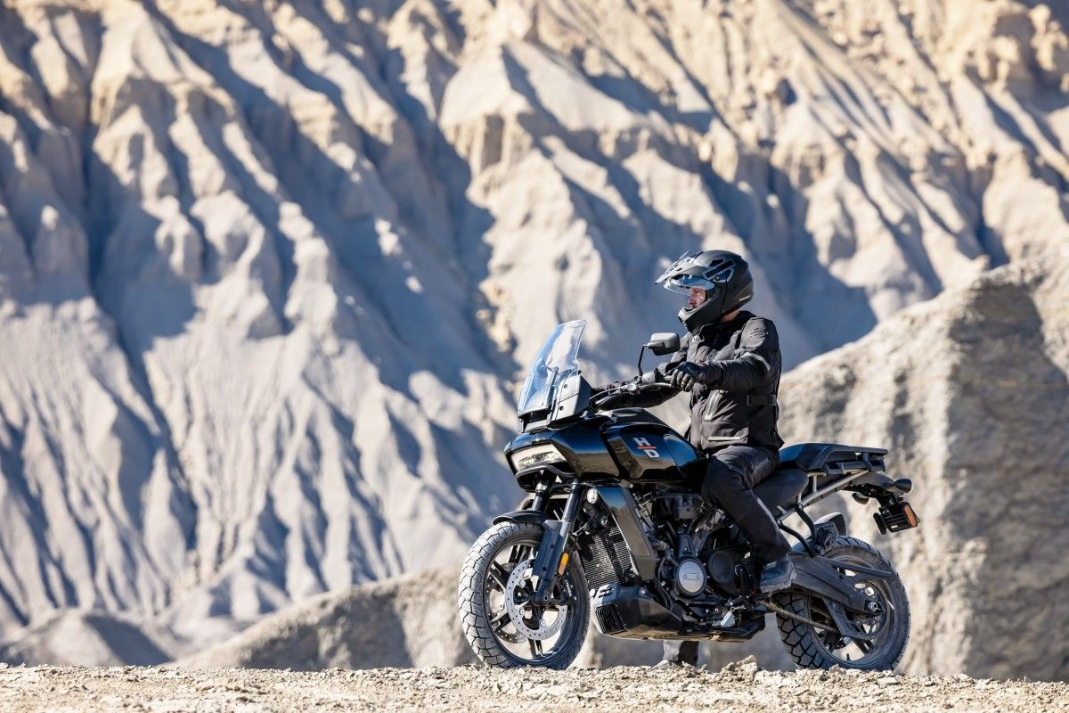 Here's What We Know About The Harley-Davidson Pan-America