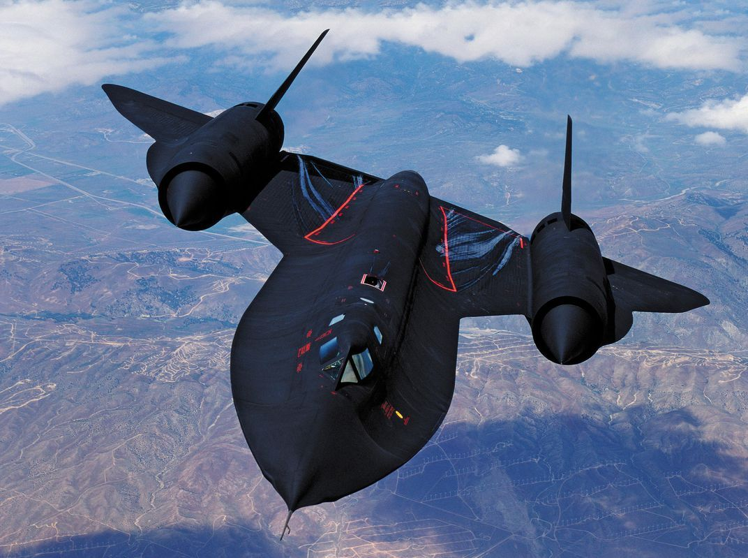 Here's What Everyone Still Ignores About The SR-71 Blackbird