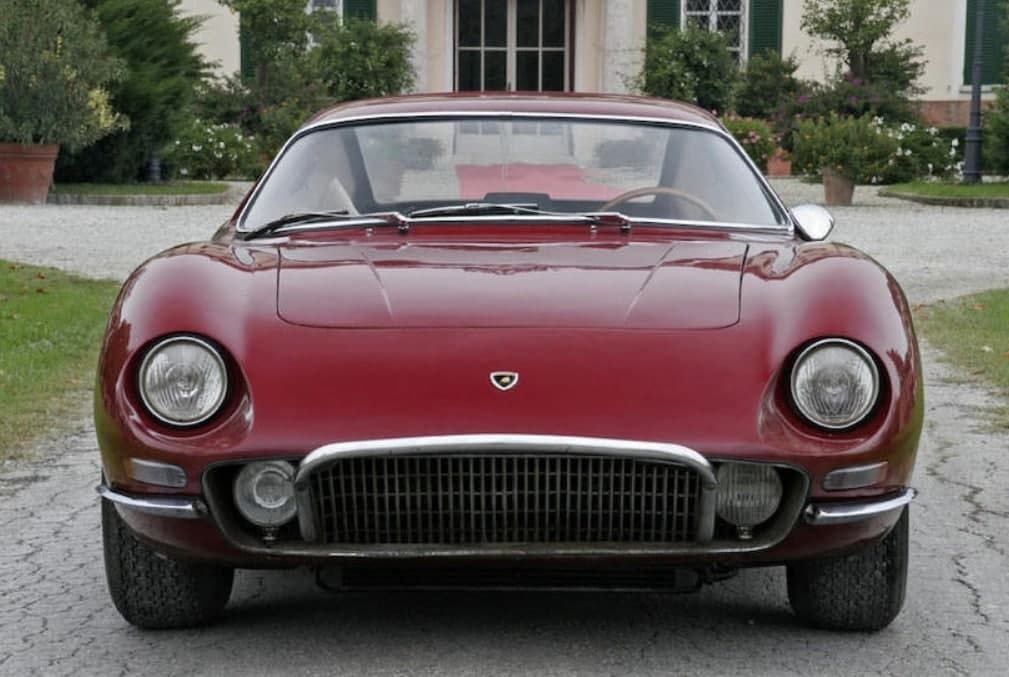 The Lamborghini 400 GT Monza Was A One-Off Masterpiece From The 60s