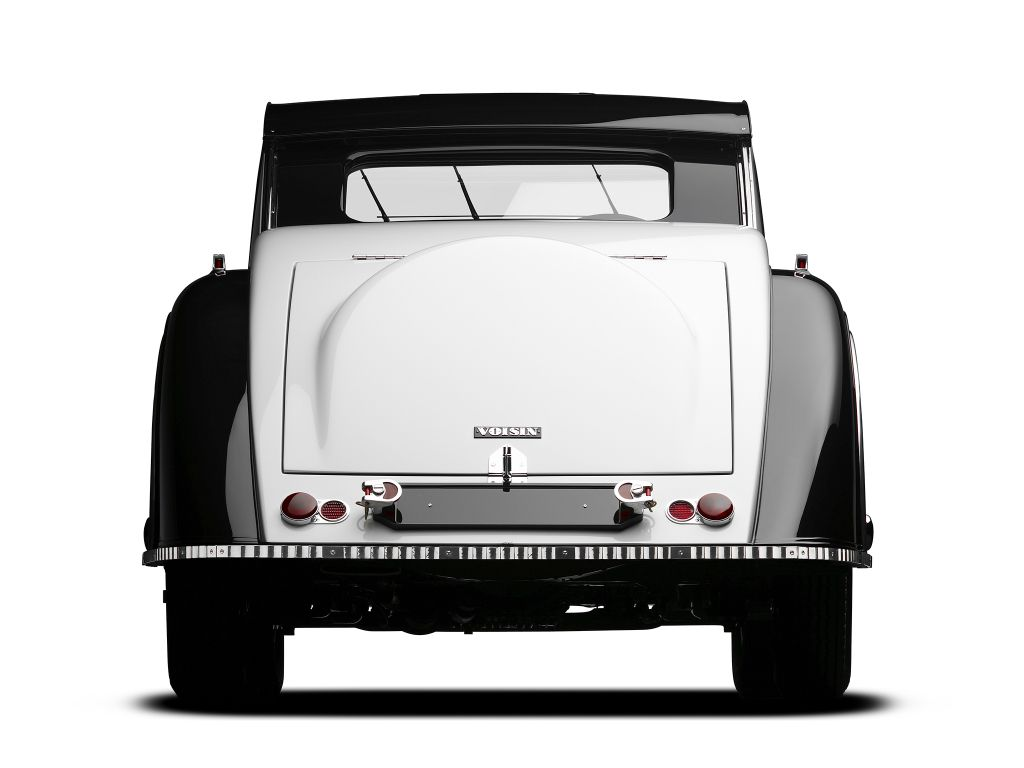 This Is Why The Voisin C-27 Aérosport Is A Classic Car Unlike Any Other