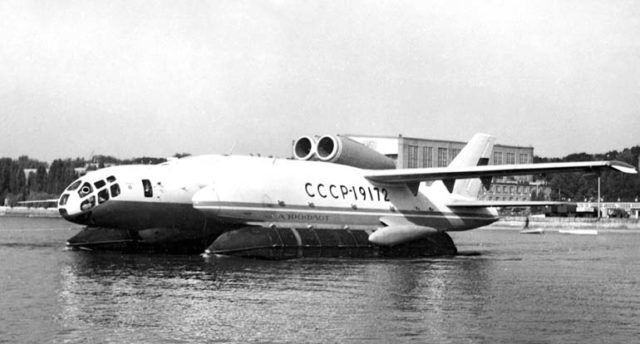 Why The VVA-14 Was The Strangest Soviet Aircraft Ever Built