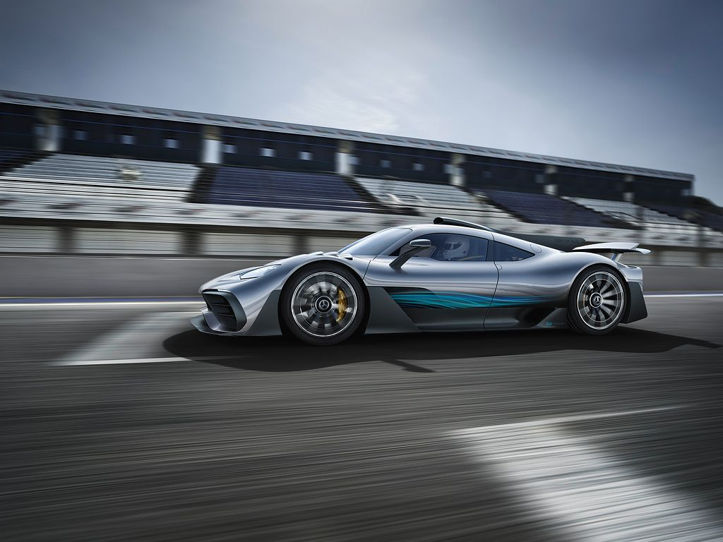 Here's What We Know About The Mercedes-AMG Project One