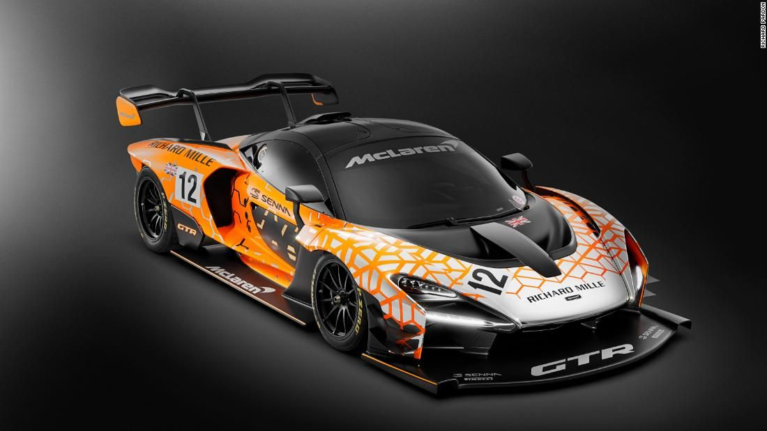 Here's What Makes The McLaren Senna GTR So Awesome
