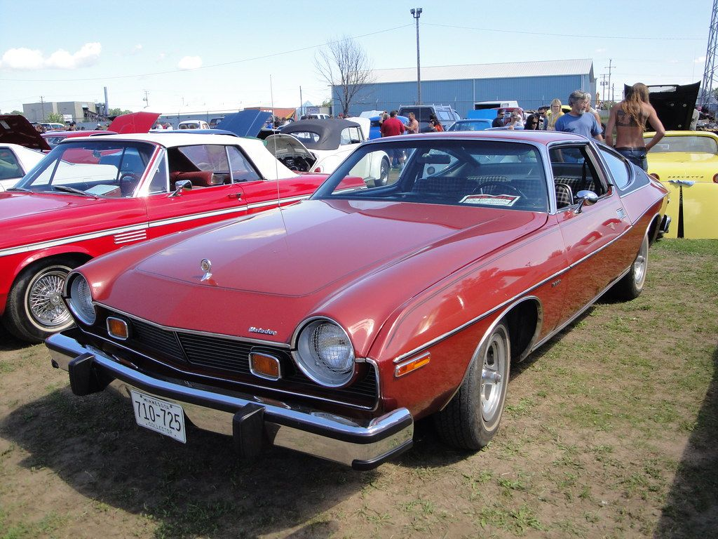 Here's Why The AMC Matador Was An Underrated Muscle Car