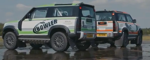 Here's How The Bowler Land Rover Defender Compares With The Ineos Grenadier