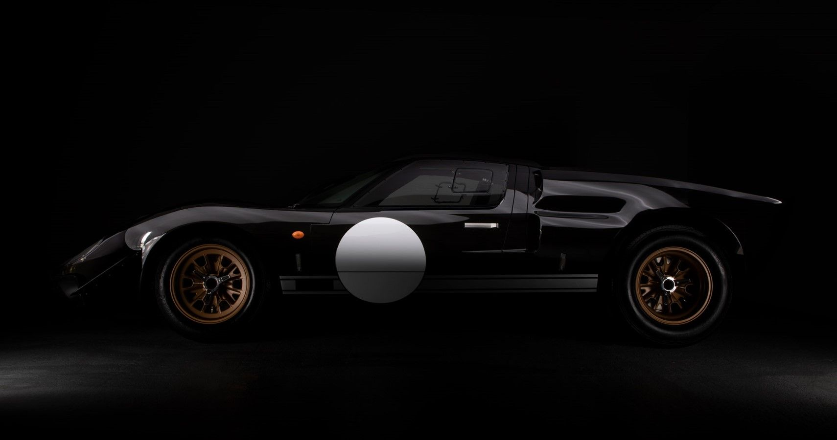 This Upcoming Electric Ford GT40 Will Knock Everyone Out
