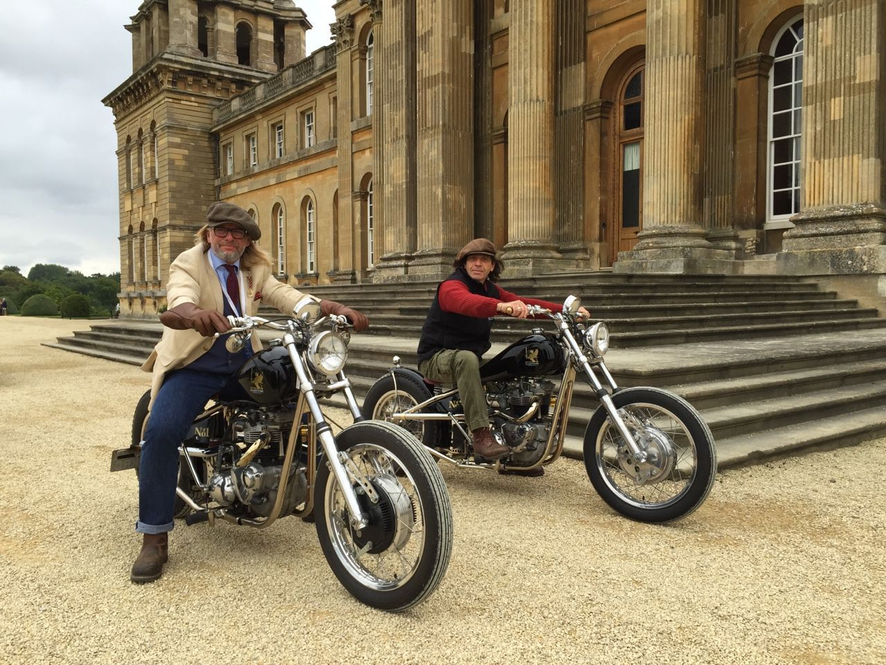 10 Fast Facts About Henry Cole And His Motorcycle TV Show